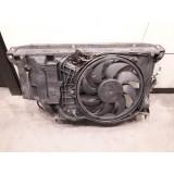 Radiaatori ventilaator, Peugeot 206, 9637194080