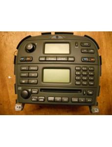Jaguar Stype 2.7TDV 2006 raadio ja kliima paneel