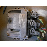 Citroen C2 1.4d 2005 mootori juhtaju Bosch 0281011785