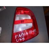 Skoda Fabia 2000-2007 parem tagatuli 6Y6945096