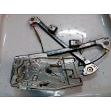Aknatõstuk + mootor vasak esimene BMW E39 8236859E 67628360511