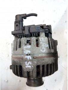 Generaator VW Golf 5 1.6 FSI 85KW 2005 03C903023D