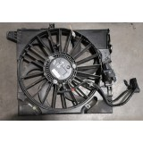 Jahutusradiaatori ventilaator Jaguar XJ6 2.7D TDV6 2005 500.0688.00 4R83-8C607-CB