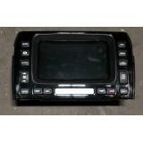 Raadio ja navigatsiooni ekraan + kliima paneel Jaguar XJ6 2006 2W93-10E889-AF 462200-5236