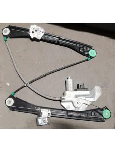 Aknatõstuk mootoriga vasak eesmine Jaguar XJ6 2006 991660 0130821947