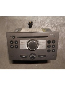 CD-raadio Opel Zafira Astra 2005 13190856