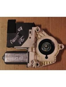 Aknatõstuki mootor vasak eesmine VW Passat 2007 1K0959792G