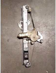 Aknatõstuk ja mootor parem tagumine Saab 9-3 2004 12793731