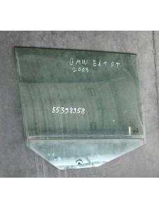Ukse akna klaas parem tagumine BMW 5 E61 2005
