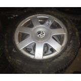 Valuvelg 15 tolli Volkswagen Passat 1999 3B0601025A 7Jx15H2 ET45