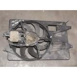 Elektriline jahutusventilaator ja juhtmoodul Ford Mondeo 2.2 TDCI 114 kW 2005 5S71-8C607-BC 940004101