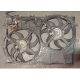 Elektriline jahutus ventilaator Peugeot Boxer 2.2HDI 2008 F9522 F9523