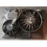 Jahutusradiaatori ventilaator Volkswagen Touareg 5.0 TDI V10 2002 Porsche Cayenne 7L0121203B 7L0959455