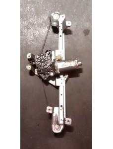 Akna tõstuk ja mootor vasak tagumine Saab 9-3 1998