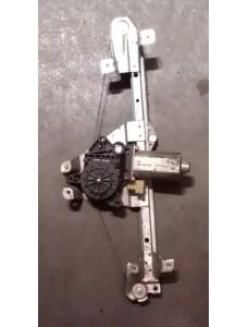 Akna tõstuk ja mootor parem tagumine Saab 9-3 1998