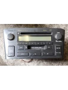 CD-raadio Toyota Avensis 2005 86120-05070 W53900
