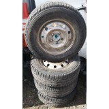 Plekkvelg Renault Master 2005 Michelin 60613 re616003
