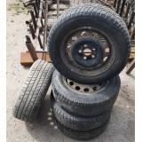 Plekkvelg 15 tolli Ford Galaxy 2003 Seat Alhambra Volkswagen Sharan 7M0601027F 95VW1007FAW