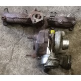 Turbo Ford Galaxy 1.9TDI 2003 Seat Alhambra Volkswagen Sharan 038253019H