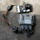 Süütekomplekt (mootori juhtaju + võtmega süütelukk + kere juhtmoodul immobilaiseriga) Renault Master 2.5D 88kW 2006 Opel Movano Nissan Interstar 0281011940 8200442263 P8200584663P