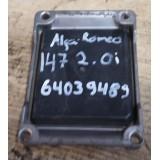 Mootori aju Alfa Romeo 147 2.0 0261207337
