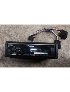 Bluetooth USB raadio Pioneer MVH-390BT