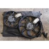 Jahutus ventilaator koos raamiga Volvo V70 2.4D 2008 31200375 1137328432 1137328434