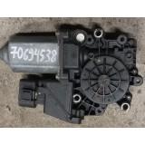 Aknatõstuki mootor vasak eesmine Audi A4 B6 2003 113846-113