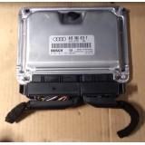 Mootori juhtmoodul Audi A2 1.4TDI 2005 045906019F 0281011607