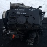 Mootor Audi A3 1.9TDI 77 kW 2008 BLS