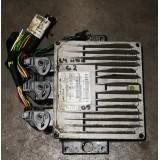 Mootori aju Citroen C2 1.4HDI 2005 9648966680 9656908380