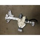 Aknatõstuk mootoriga parem tagumine Citroen C4 2006 0130822238