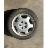"Valuvelg Mercedes C220 1999 6.5 x 16"" ET37 Z198 2024011802"