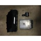 Süütekomplekt Mercedes S320 CDI W221 2006 1036906653 2215450508 A6421505691