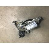 Tagumise kojamehe mootor Renault Scenic 2002 7700432027