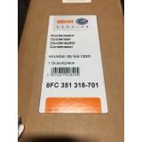 UUS Kliimaradiaator Hyundai i30 1.6CRDi 2007-2011 8FC351318-701 97606-1H600