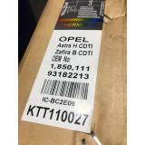 UUS Kliimaradiaator Opel Zafira 1.9CDTI 2005-2015 1850111 93182213 KTT110027