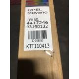 UUS Kliimaradiaator Opel Movano 2.5CDTI 2006- 4417246 93190132