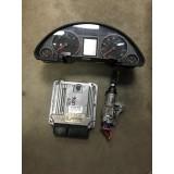 Süütekomplekt Audi A4 B7 2.0TDI 103KW BLE 2007 4B0905851N 8E0920982D 03G906016GN