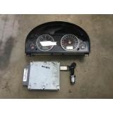 Süütekomplekt Ford Mondeo 1.8 2003 1S7F-10841 2S7A-12A650-AEB 2S7A12A650AEB 1S7F10841