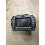 Raadio ja navigatsiooni ekraan kliimaplokiga Jaguar S-Type 2006 2R83-10E889-BJ 2R8310E889BJ