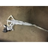 Aknatõstuk + mootor vasak eesmine Toyota Corolla Verso 2005 69820-0F010 698200F010
