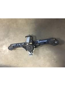 Aknatõstuk mootoriga parem tagumine Mercedes W203 C220 2002 104047-XXX