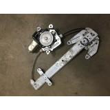 Aknatõstuk mootoriga vasak tagumine Nissan X-Trail 2005 80731-89912