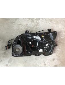 Uksepaneel aknatõstuki ja kõlariga parem eesmine Volkswagen Passat B6 2.0FSI 2006 3C0035454 3C1837756F